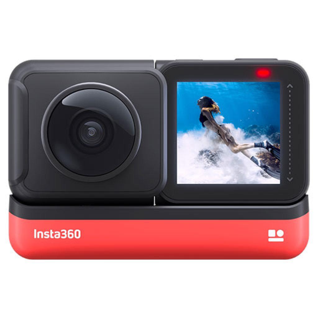best 360 camera insta360 one r