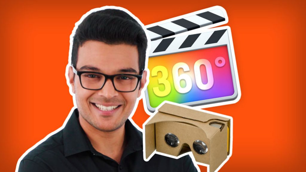 how to edit 360 video in final cut pro masterclass